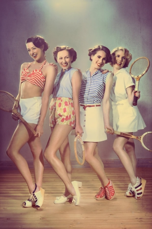 wood racquet classic